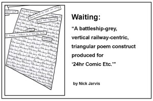 Waiting by Nick Jarvis